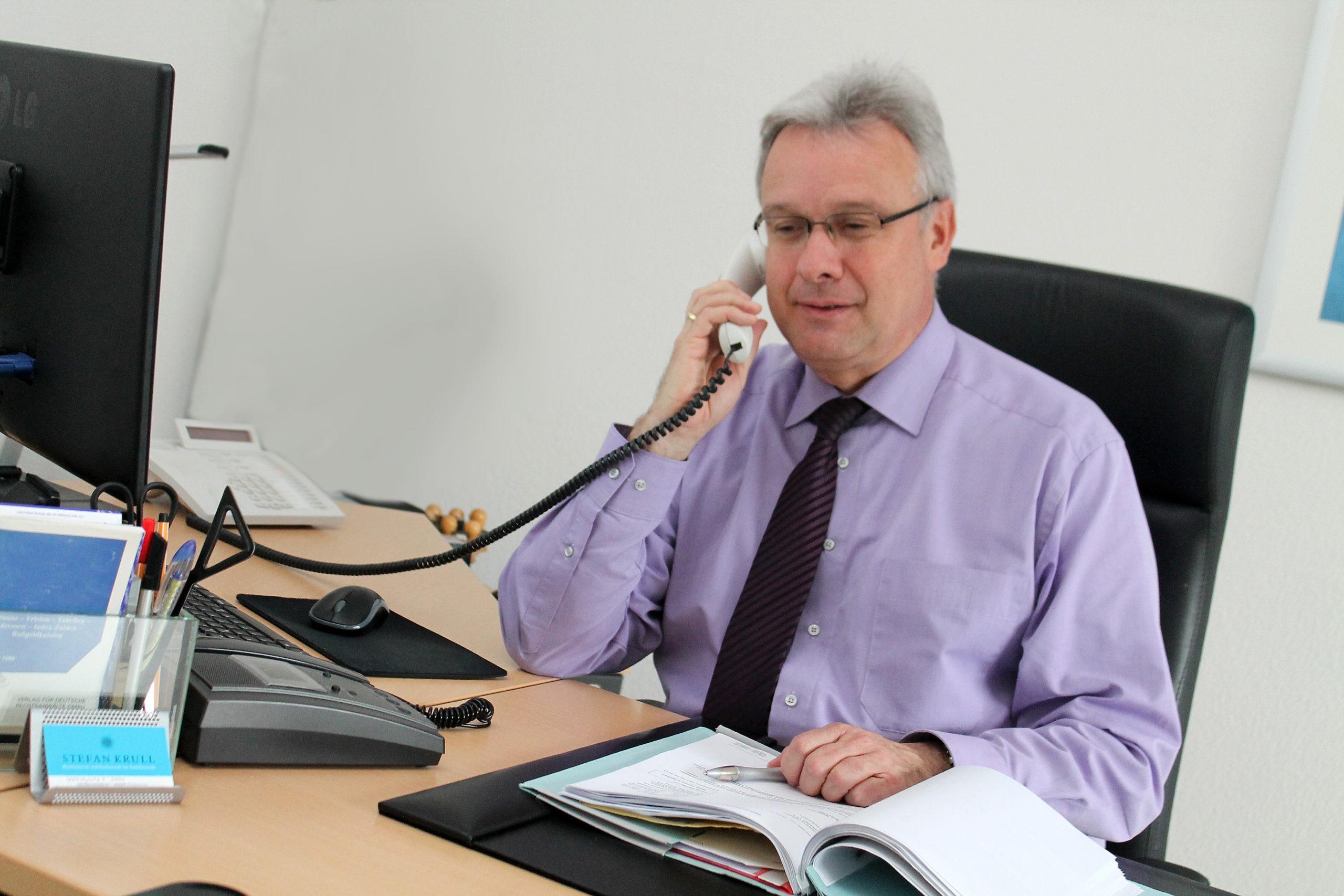 Rechtsanwalt Stefan Krull Fachanwalt für Familienrecht Hildesheim